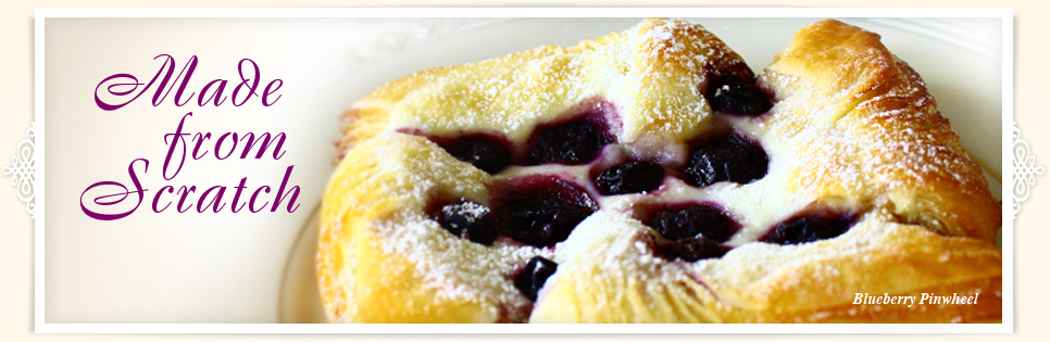 Blueberry Pinwheel
